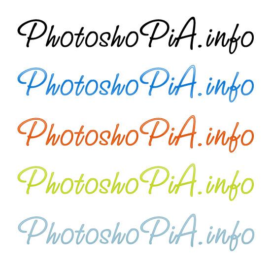 Шрифт для фотошопа studio script ctt